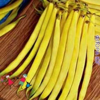 Фасоль спаржевая желтая, весовая