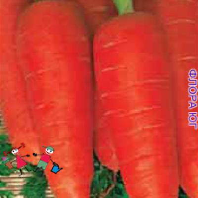 """Морковь """"Каротель"""", большой пакет"""