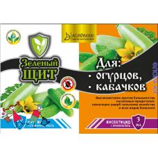 """Защита """"Зеленый ЩИТ"""", (огурцы, кабачки)"""